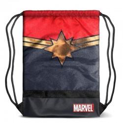 Bolsa, Capitana Marvel, tipo saco.