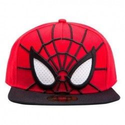 Gorra 3D Spiderman Snapback