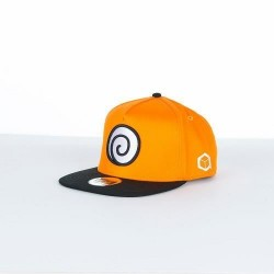 Gorra Béisbol Snapback Naruto
