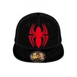 Gorra Béisbol Spiderman Logo Rojo