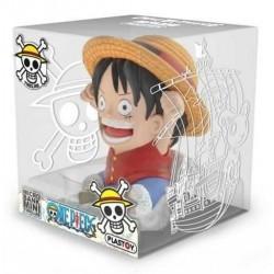 Hucha Luffy mini, One Piece