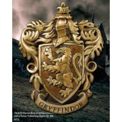 Escudo metálico Gryffindor, Harry Potter