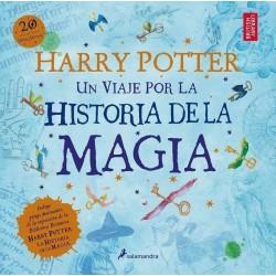 Libro: Harry Potter un viaje por la historia de la magia