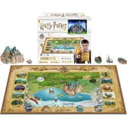 Puzzle Hogwarts 4D, Harry Potter