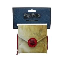Monedero carta aceptación Hogwarts, Harry Potter