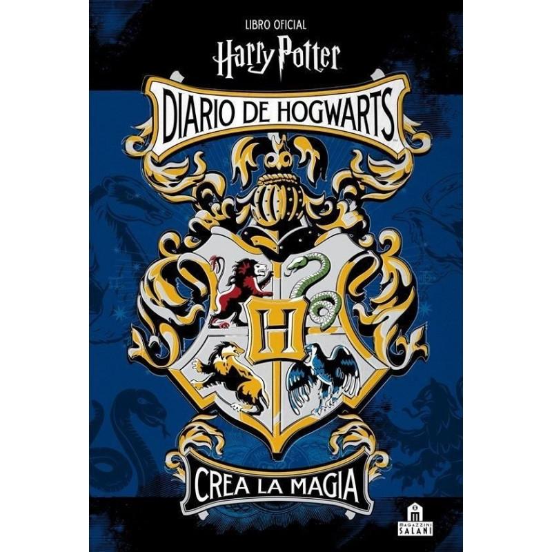 Libro: Diario de Hogwarts, Harry Potter