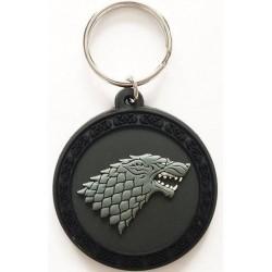 Llavero caucho Juego de Tronos: Stark