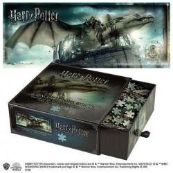 Puzzle fuga de Gringotts Bank (1000 piezas), Harry Potter