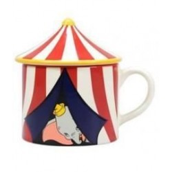 Taza Dumbo 3D carpa de Circo, Disney