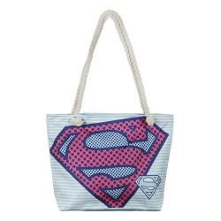 Bolso playa Supergirl, DC Cómics