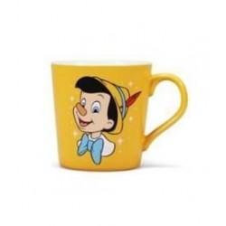 Taza Pinocho, frase, Disney