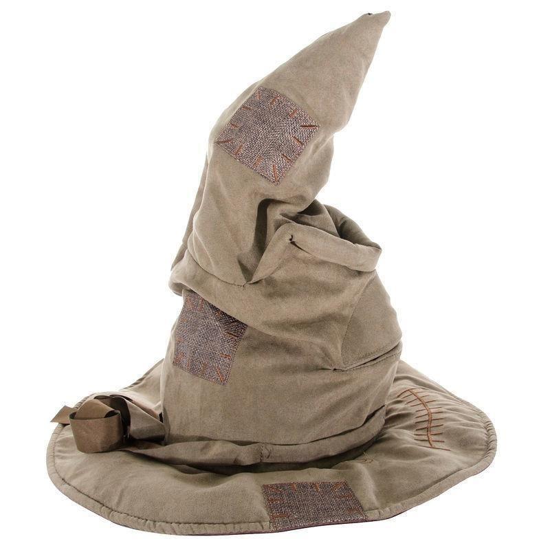 Réplica sombrero Seleccionador, con voz y movimiento, Harry Potter