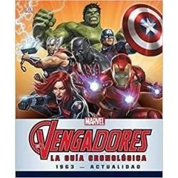 Libro: Vengadores, la Guía cronológica