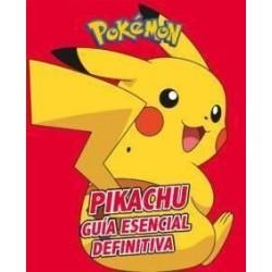Libro Pikachu Guía esencial, Pokémon