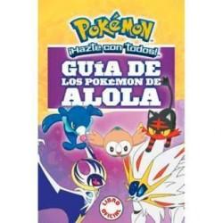 Libro Guía de los Pokémon de Alola