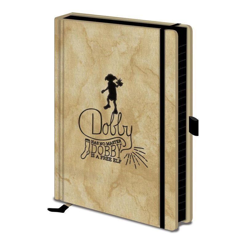 Libreta Dobby Elfo Libre A5
