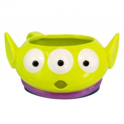 Taza 3D Alien, Toy Story, Disney
