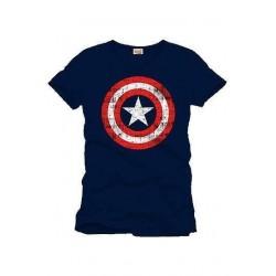 Camiserta Capitán América, Logo Shield