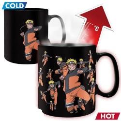 Taza Naruto sensitiva al calor 460ml