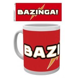 Bazinga! Taza The Big Bang Theory