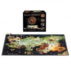 Puzzle 3D mapa Essos (1350 piezas), Juego de Tronos