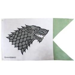 Bandera STARK Juego de Tronos 28X38cm