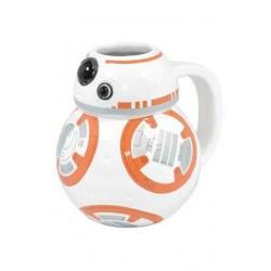 Taza 3D BB-8, Star Wars