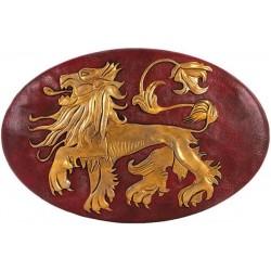 Emblema casa Lannister placa de 24.5cm