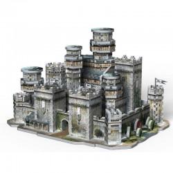 Puzzle 3D Invernalia (910 piezas), Juego de Tronos