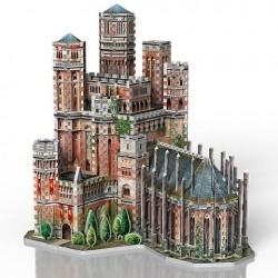 Puzzle 3D La fortaleza Roja (845 piezas), Juego de Tronos