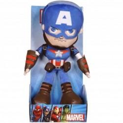 Peluche Capitán América 25 cm
