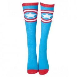 Calcetines Capitán América T. única