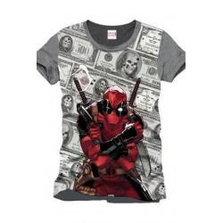 Camiseta Bills Deadpool
