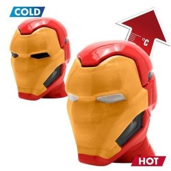 Taza 3D Ironman 400ml