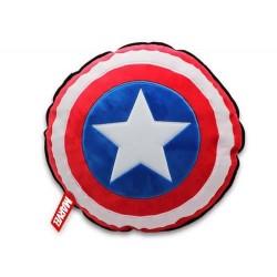 Cojín escudo CAPITÁN AMÉRICA