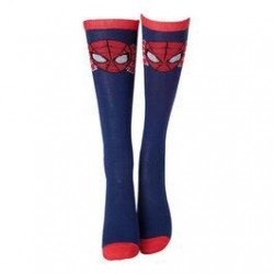 Calcetines altos Spiderman T. única