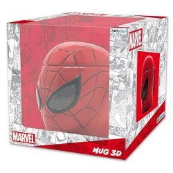 Taza3D Spiderman 320ml