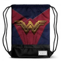 Mochila Saco Wonder Woman DC Comics 48cm