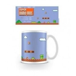 Taza Super Mario Retro