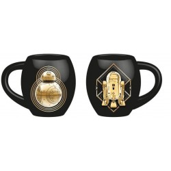 Taza Deluxe Golden droides, Star Wars