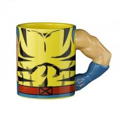 Taza X-Men - Lobezno, Marvel