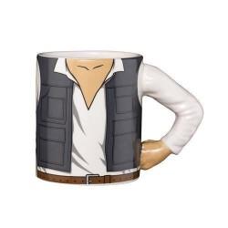 Taza Han Solo 3D, Star Wars