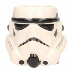 Taza 3D Stroomtroper cabeza, Star Wars
