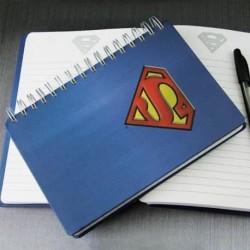 Bloc de notas Supermán