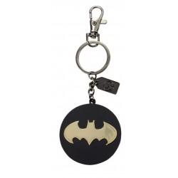Llavero Batman, metal dorado, DC