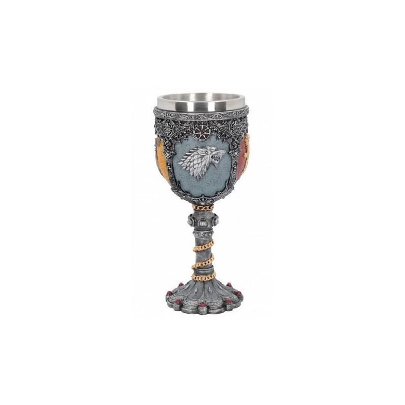 Copa Sigil Goblet, Juego de Tronos