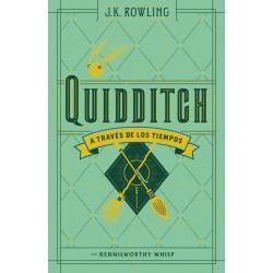 Libro: Quidditch a través de los tiempos, Harry Potter
