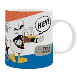 Taza Pato Donald, Disney