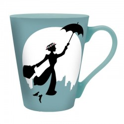Taza Mary Poppins Supercalifragilisticoespialidoso, Disney