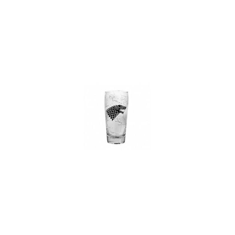 Vaso cristal Rey del Norte, Juego de Tronos
